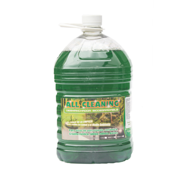 Detergetnte Biodegradable All Cleaning induservin