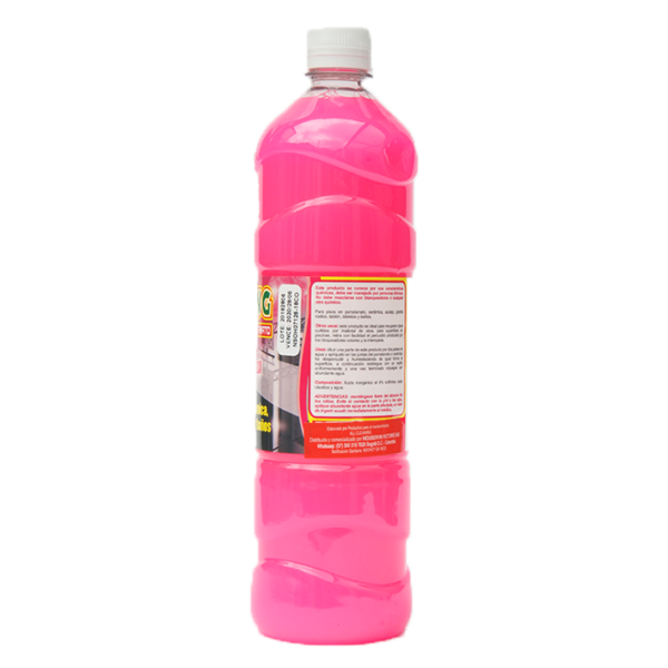 All Cleaning Fucsia 1lt Induservin