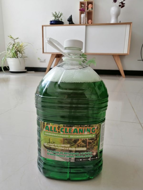 Detergente Biodegradable Induservin All cleaning