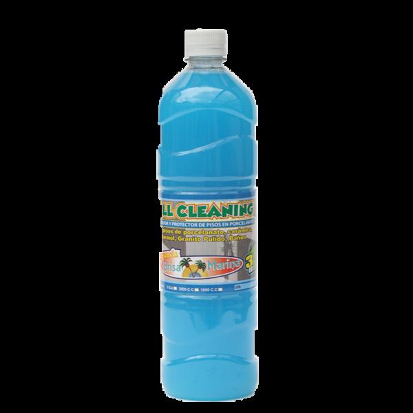 Desengrasante Induservin 3 en 1 Brisa Marina Detergente